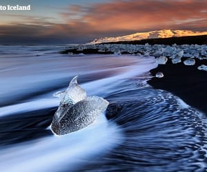 beauty, destination, and iceland image