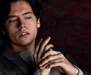 actor, cole sprouse, and riverdale image
