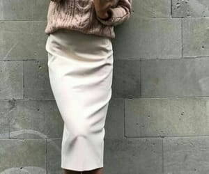 beauty, outfit, and moda image