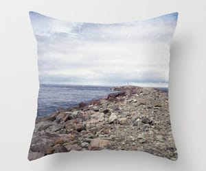 rockaway beach, sofa pillow, and shelleys crochet ole image