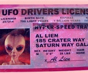 alien, cool, and Out there image