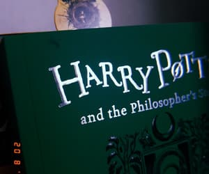 bookmark, green, and hermione image