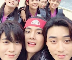 hwarang, bts, and v image