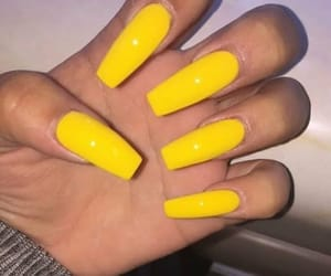 yellow, fashion, and girly image