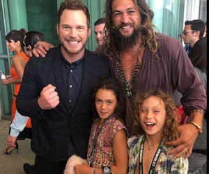 chris pratt and jason momoa image