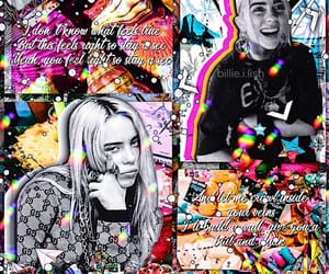 billie, template, and editing inspo image