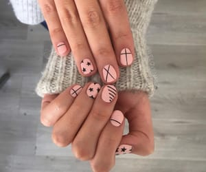 fashion, girly, and manicure image