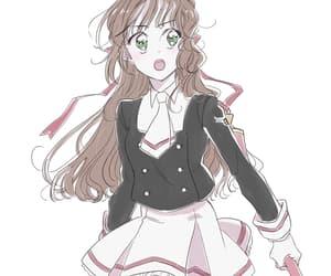 anime, anime girl, and artwork image