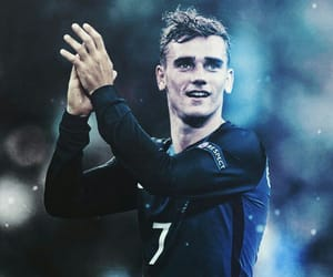 france, antoinegriezmann, and footballplayer image