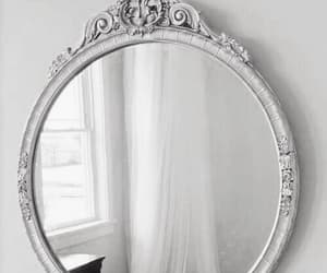 mirror, aesthetic, and pale image