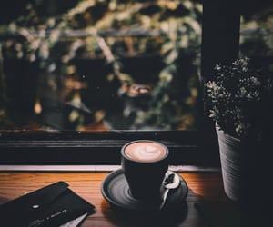 aesthetics, blck, and coffee image