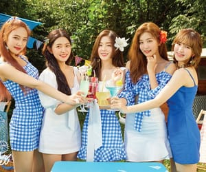 joy, red velvet, and 좋아요 image