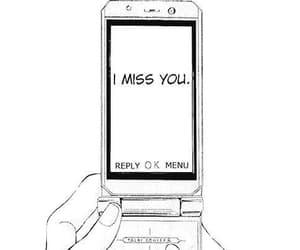 manga, anime, and phone image