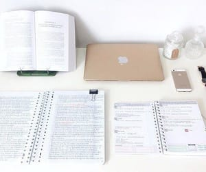 aesthetic, homework, and notes image