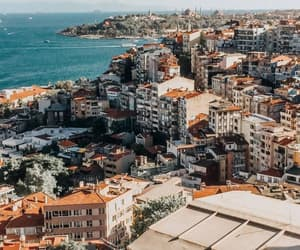 istanbul, view, and turkey image