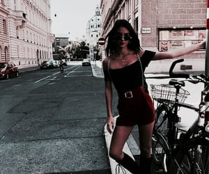 renee herbert, city, and fashion image