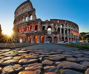 rome, vacation, and getaways image