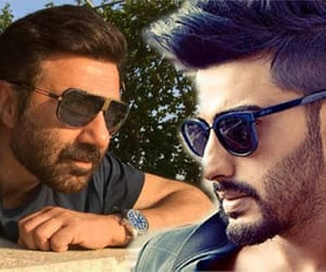 arjun kapoor and sunny deol image