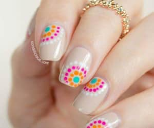 beuty, manicure, and styles image