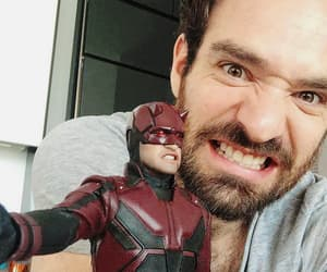 daredevil, Marvel, and charlie cox image