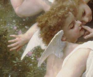 angel, art, and aesthetic image