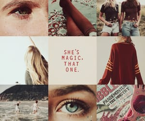 aesthetic, loveislove, and ginny weasley image