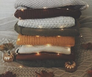 autumn, jumpers, and sweater image