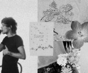 headers, louis tomlinson, and Harry Styles image