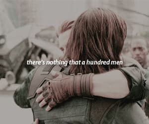 """""""It's gonna take a lot to take me away from you. There's nothing that a hundred men or more could ever do"""""""