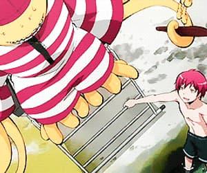 anime, funny, and karma image