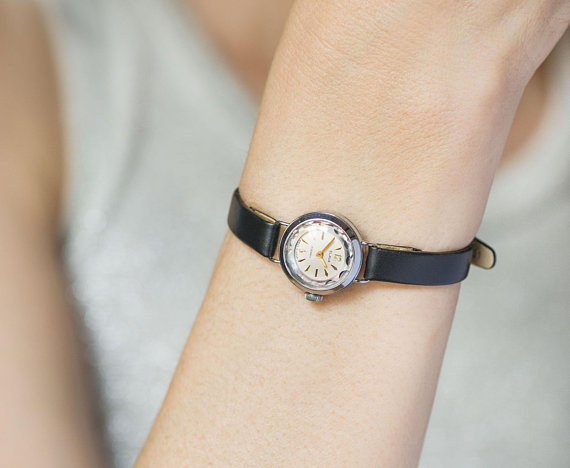 etsy, anniversary gift, and women watch small image
