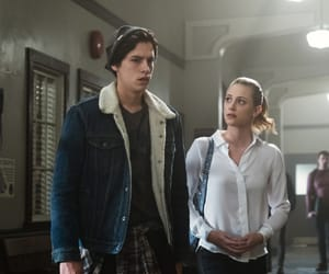 cole sprouse, riverdale, and love image