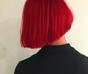 article, hair, and redhair image