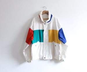 blue, colour, and jacket image