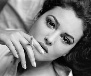 beautiful, brunette, and photoshoots image