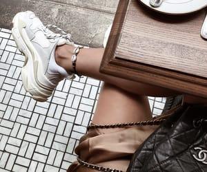 bag, coffee, and Balenciaga image