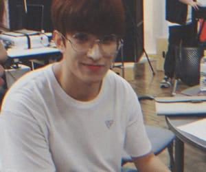 DK and seokmin image