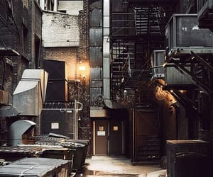 aesthetic, alley, and city image