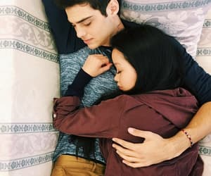 netflix, cute, and lara jean image