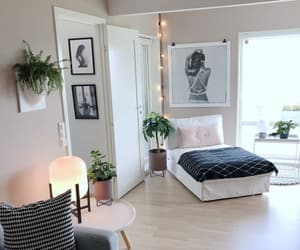 apartments, bedroom, and home decor image
