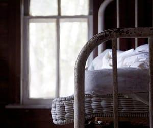 abandoned, grunge, and mattress image