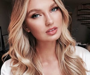 girl, model, and romee strijd image