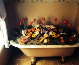 90s, alternative, and flowers image