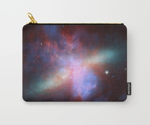 bag, pouch, and space image