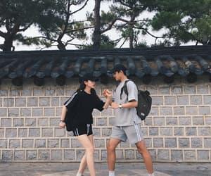 asian, asian fashion, and couple image