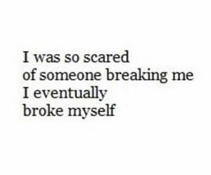 depressed, hurt, and writer image
