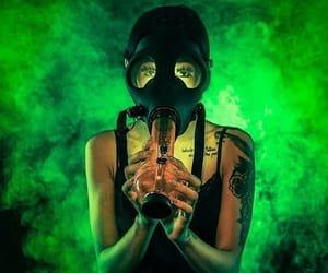 cannabis, weeds, and smoke image
