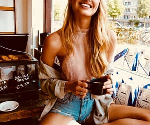 amsterdam, coffee, and smiles image