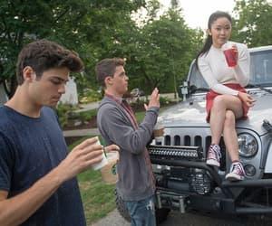 movie, lara jean, and peter kavinsky image