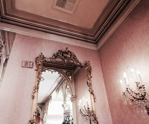 luxury, rosegold, and gold image